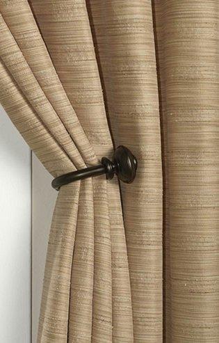 Image Result For Modern Curtain Holdbacks